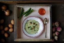 Au menu: soups