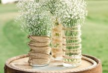 Wedding / Natural green Eco-friendly wedding ideas