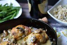 Au menu: poultry