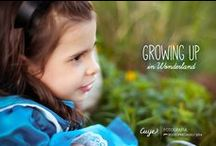 Growing up in Wonderland by Cuije / Photography by Cuije Photo