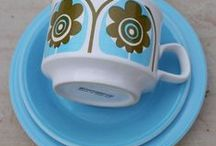 Staffordshire Potteries 1960s/1970s