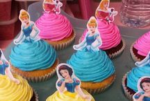 Disney Theme / Disney Party Ideas  #Disney #party #innerchild #cupcakes