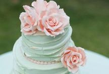 Cake decorating / by Abby Stone