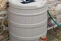 baril pour eau de pluie