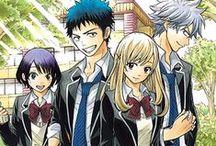 Yamada-kun to 7-nin no Majo / Anime