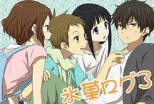 Hyouka / Anime