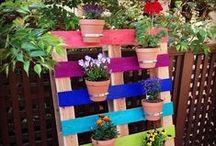 (back)Yard [] Gardening