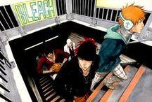Bleach (Ichigo&friends)