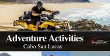 Adventure Activities in Cabo San Lucas / If you are looking for great adventure and fun San Jose del Cabo you arrived at the right place. Discover and see more on https://www.loscabospassport.com/