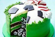 Gateau / cake football