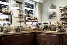Boulangerie Traditionelle / In de Jan Bussing Boulangerie Traditionnelle winkels waan je je weer even in Frankrijk...