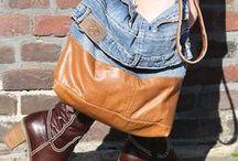 DIY leder   leather / DIY Ideen mit Leder: Taschen von klein bis groß, Portemonnaies, Schmuck, Accessoires und mehr. Unbedingt ausprobieren! ❤︎ DIY ideas all about leather: handbags, purses, accessories and more. Just try and be happy!