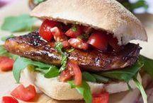 burger rezepte   burger recipes / Beste Burger: lieber klassisch oder fancy? Hier findest du sie alle!  ❤︎  Get your burger: like it classic or fancy? Find them all on my burger board!