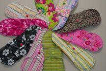 Couture DIY : SHL et PSL / DIY en Couture pour confectionner soi-même des SHL et PSL (serviettes hygiéniques lavables et protège-slip lavable)