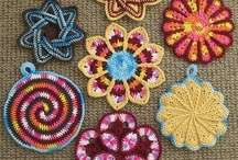Potholder Patterns / by Crochet Patterns