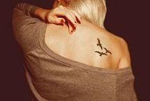 Tattoos / by Natalie Mulholland