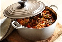 Le Creuset Nutmeg / A delightfully soft, earthy shade that evokes a sense of tranquillity and creates a natural look that will complement any kitchen style