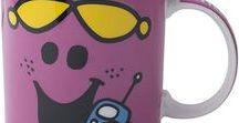 Novel-Tea Mugs