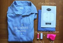 ☛ Couture & broderie ☚