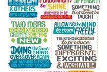 Uusi uljas maailma - ideologies that will make the change / Ideoita ja ajatuksia maailman muuttamisesta toiseksi - ideas and thoughts to change the world better place