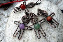 Wirework - Metallilankatyöt