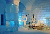 Snowart and iceart - lumi- ja jäätaide