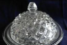 Beautiful Vintage Glass / I love my website www.ruralmagpie.co.uk Selling beautiful vintage glass