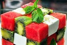 Healthy food / Ideas of fat free recipes