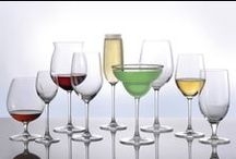 Finesse Collection / The elegant Finesse collection from Ravenhead... There's a glass to suit every drink!