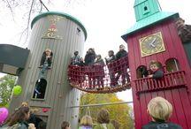 Teema- ja leikkipuistot - Theme- and playgrounds