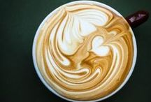 All Things Coffee / The art of coffee. From rings to foam, creativity and caffeine make the perfect pairing.