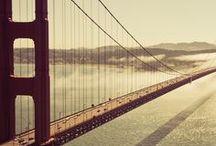 San Francisco / Dreams of traveling to San Francisco.