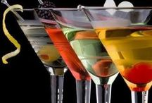 Signature Cocktails / Beautiful cocktails from around the world.