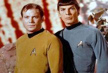 Star Trek / by Alexander Calloway