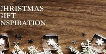 Christmas Gift Inspiration / Looking for Christmas Gift Inspiration? Here are a few ideas...