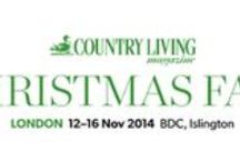 Country Living Christmas Fair 2014 / London 12-16 November 2014 Stalls I liked