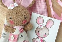 cute doll & softies