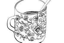 Drawing / Tekenen & crea