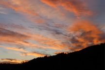 Big skies / Sky, sun, clouds and things / by Saddle Mountain Hostel