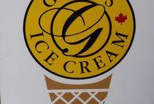 Ice cream / I scream, you scream, we scream / by Saddle Mountain Hostel