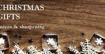 Christmas Gift Guide - Knives & Sharpening / Christmas Gift Guide - Knives & Sharpening
