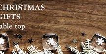 Christmas Gift Guide - Table Top Gifts / Christmas Gift Guide - Table Top Gifts