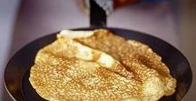 Pancake Day / A beautiful collection of cookware, utensils and recipes for making pancake day as fun and tasty as possible.