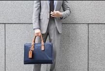 THE CONSTANT BRIEFCASE / An ultra lightweight and streamlined solution for your everyday carry, the Constant Briefcase is engineered for the man in motion.