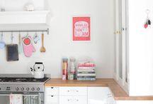 H O M E :: kitchen / Kitchen ideas