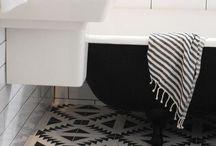 H O M E :: bathroom / Bathroom inspiration