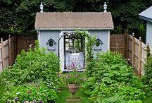 H O M E :: garden / Garden inspiration