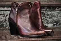 = SHOES, SHOES, SHOES = / #shoes #heels #wedges #stilettos #flats #balletflats #oxfords #platforms #boots #ridingboots #booties #kneehighboots #kneehighheels #designer #designershoes #jimmychoo #jessicasimpson #joemadden #maddengirl #jefferycampbell #bikerboots  #Balenciaga  / by Elle Olsen