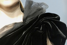 3 velvet / research on velvet fabric / by bibi reg
