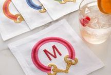 Cocktail Napkins & Coasters